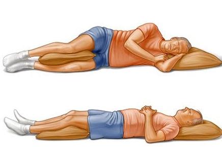 دراسة وضعية النوم السليمة أساس الصحة الجيدة ، تعرف على
