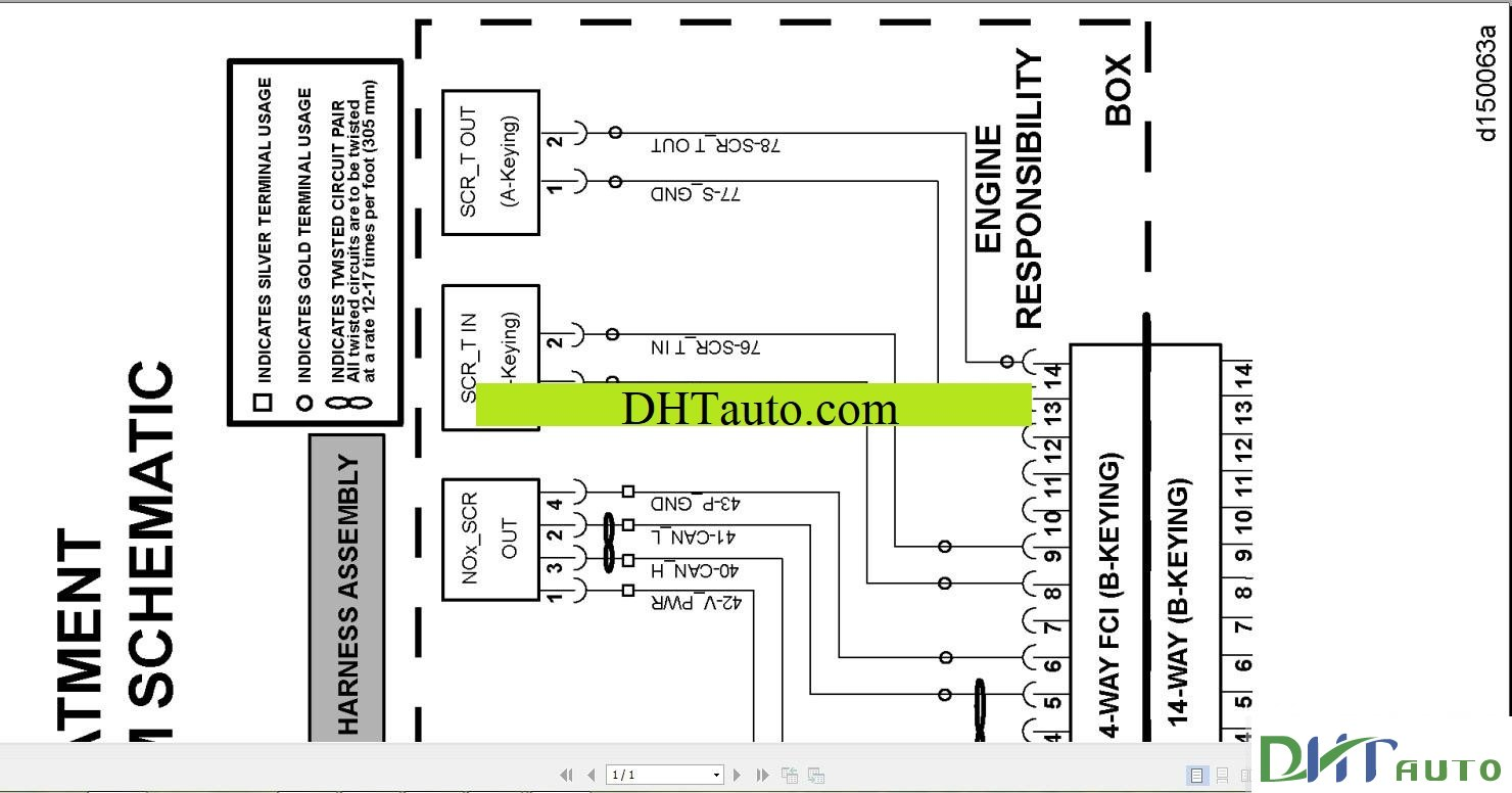 detroit wiring diagrams full