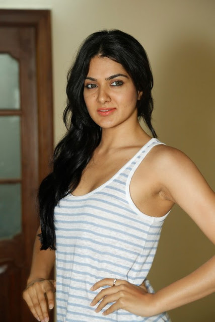 Sakshi Chowdary Latest HD Photo Shoot Stills