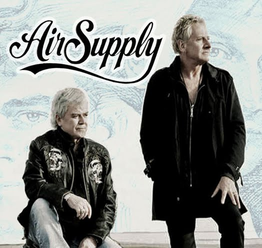 Air supply someone
