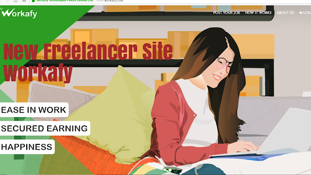 Newly Launch Freelancer Site