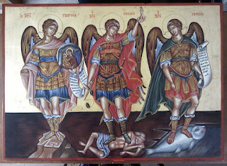 Oração aos 3 Arcanjos