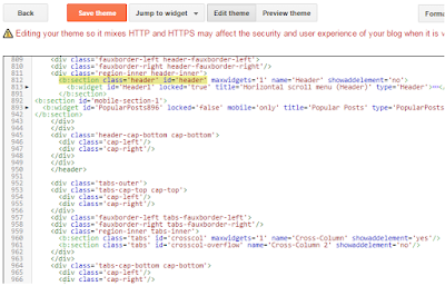 how-to-make-mobile-section-in-blogger