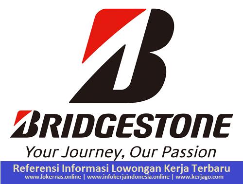 Peluang Kerja Terbaru di PT Bridgestone Tire Indonesia Karawang Plant (Lulusan SMA/SMK/Setara)