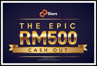 RM500 Dalam 5 Hari !
