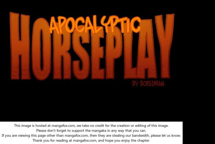 Apocalyptic Horseplay - Chapter 6
