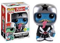 Pop! Spastik Plastik - Amazing Carlos (Blue)