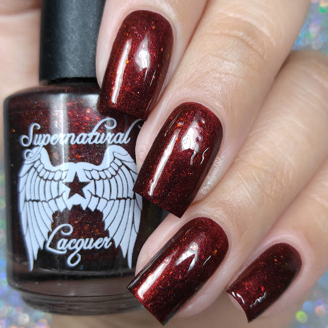 Supernatural Lacquer - Mercury in Retrograde