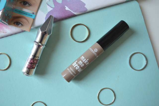 Wear and Compare | Benefit vs Essence Brow Mascara