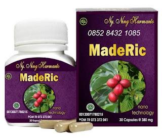 Obat alami asam urat rematik MADERIC asli herbal tradisional