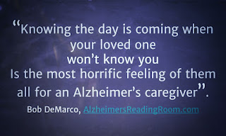 Alzheimer's Quotes from the Alzheimer's Reading Room