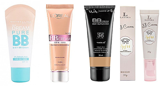 Base ou BB Cream, Maquiagem,Uma garota chamada sam