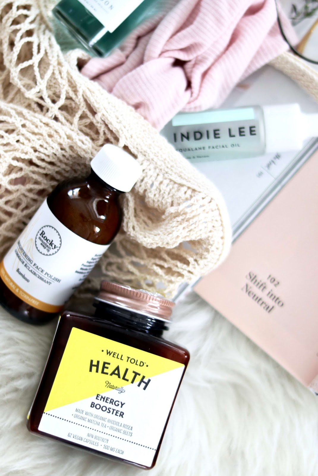 Well Told Health at The Truth Beauty Company best in clean and natural skincare