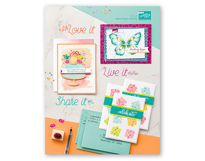 Stampin' Up! UK Independent  Demonstrator Susan Simpson, Craftyduckydoodah!, Spring/Summer 2018 Catalogue, SAB 2018, Supplies available 24/7 from my online store,
