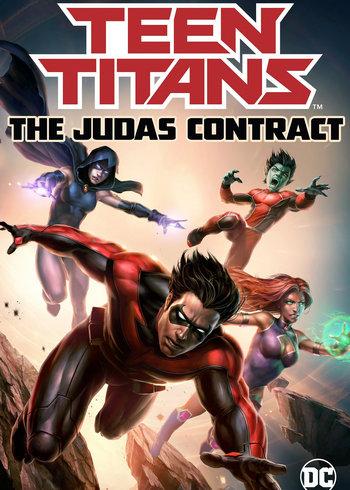 Teen Titans: The Judas Contract (2017) : ทีนไททั่นส์