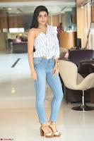 Avantika Mishra in One Shoulder Crop Top and Denim Jeggings ~  Exclusive 056.JPG
