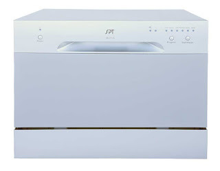 5 best SPT countertop Dishwashers