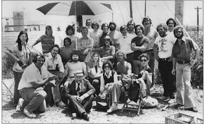 El equipo de la película Halloween - 1978