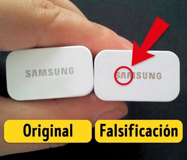 Los dispositivos electrónicos y sus falsificaciones
