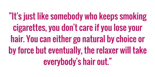black women thoughts on natural hair