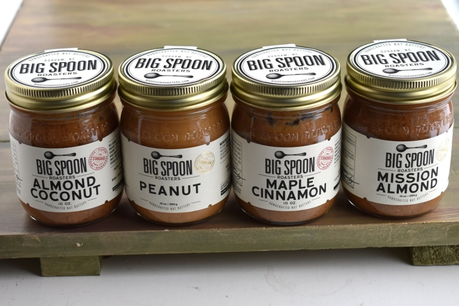 Big Spoon Roasters Nut Butter