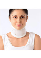 Vissco New Firm Cervical Collar Adjustable Heigh