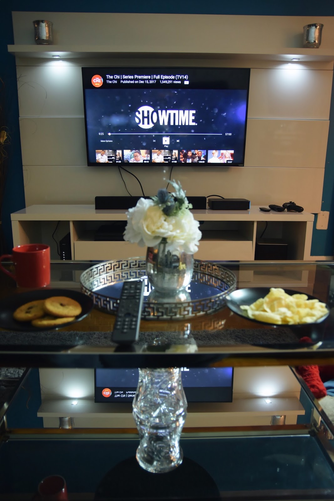 The Chi, Showtime, Showtime streaming, tv shows, relaxing at home, lifestyle bloggers