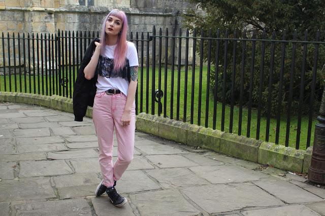 Zara Punk Bomber Jacket