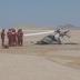 Ilo: Reportan dos personas muertas tras caída de helicóptero