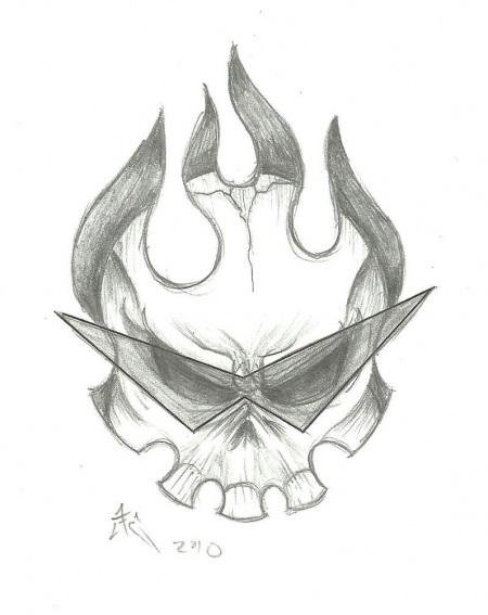 Dibujos De Tribales A Lapiz De Dragones