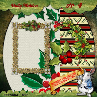 4th zip of Holly Maiden freebie