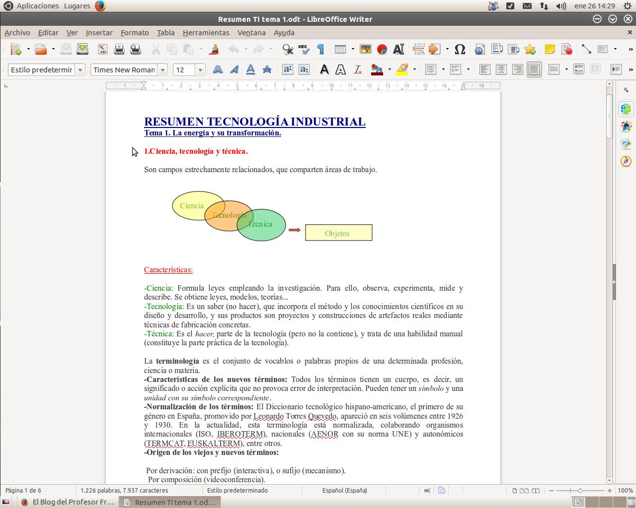 El Blog del Profesor Francisco Díaz Uceda: TIC 4º ESO Tema 5 ...