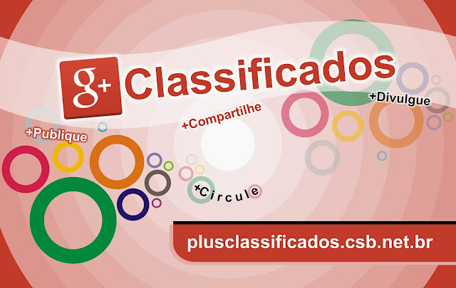 Google+ Classificados
