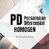 Persamaan Diferensial Reduksi Terpisahkan (PD Homogen)