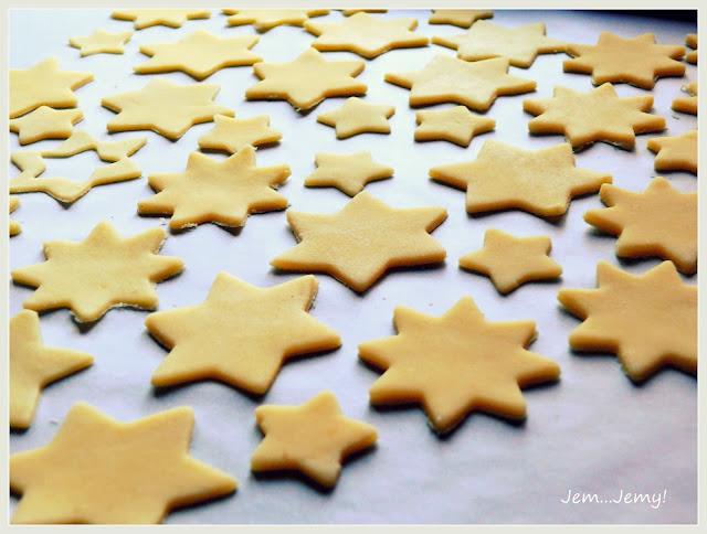 Ciasteczka gwiazdki