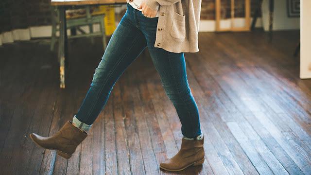 ¿Moda peligrosa?: Una mujer casi sufre la amputación de una pierna por usar vaqueros ajustados