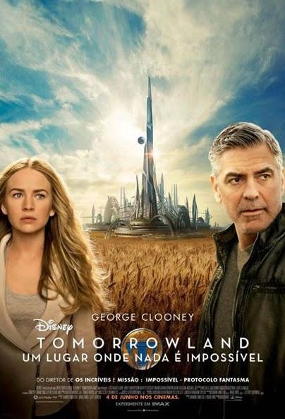 Imagem Tomorrowland: Um Lugar Onde Nada é Impossível - HD 720p