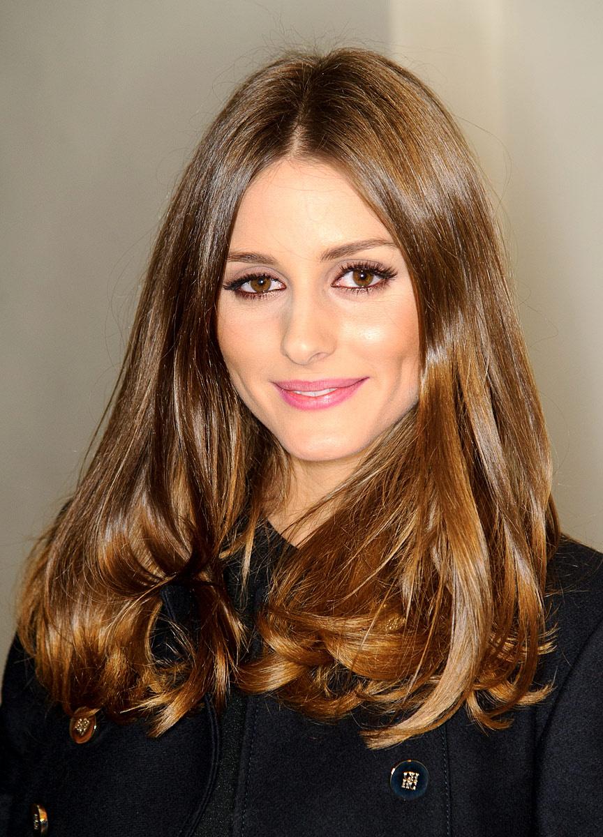 Olivia Palermo Bob Hair Long