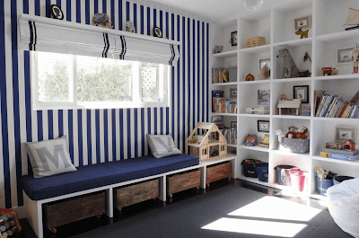 Creative Shared Bedroom for Kids image 5
