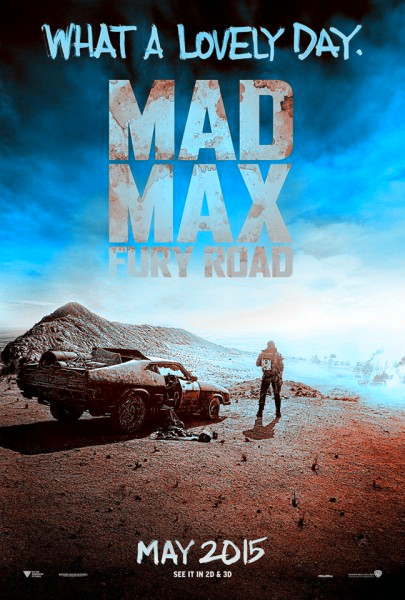 Sinopsis Film Mad Max: Fury Road 2015 (Tom Hardy, Charlize Theron, Nicholas Hoult)
