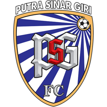 Recent Complete List of Putra Sinar Giri Roster Players Name Jersey Shirt Numbers Squad - Position