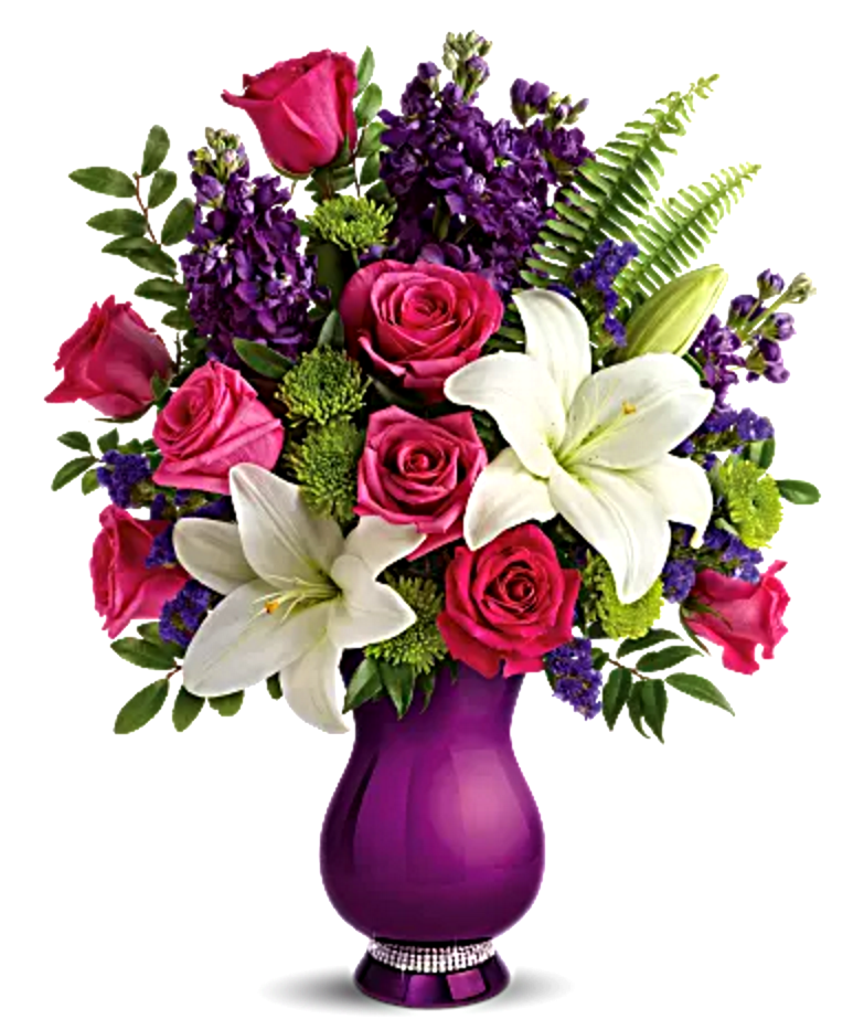Special arrangement with mom 3