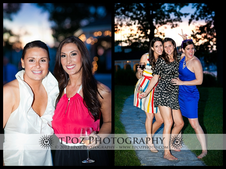 Port Annapolis Marina Wedding at Sunset