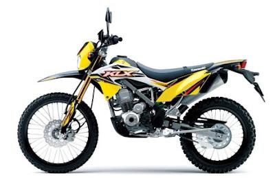 Kawasaki KLX150BF Edisi Spesial....