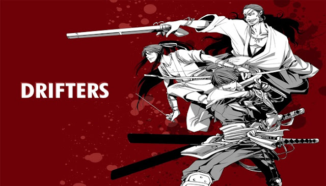 Download Drifters Subtitle Indonesia