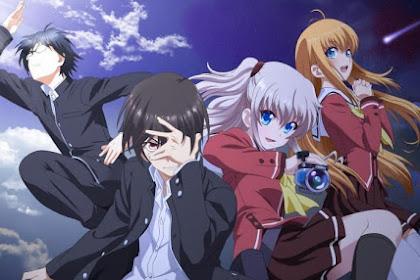 17 Daftar Anime Mirip Charlotte