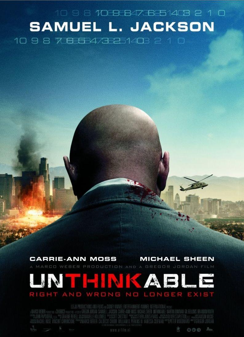Unthinkable ล้วงแผนวินาศกรรมระเบิดเมือง [HD][พากย์ไทย]