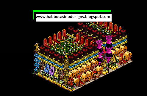 habbo casino designs