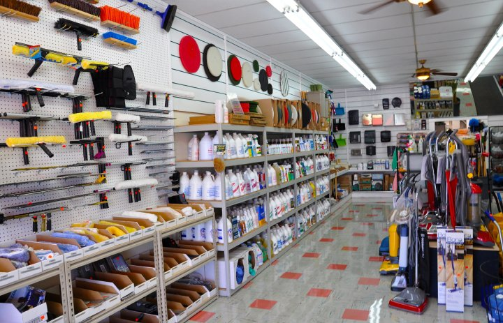 Quick Service Janitorial Supplies