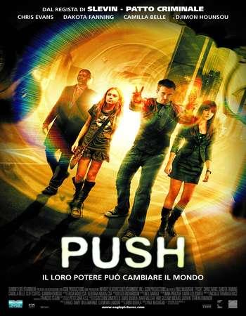 Push 2009 Hindi Dual Audio BRRip Full Movie Download